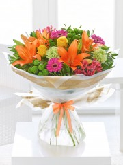 Get Well Vibrant Hand-Tied