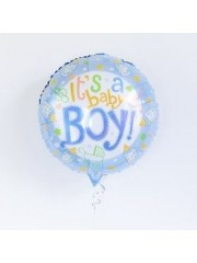 Baby Boy Balloon